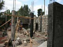 Der Bau von 2 Appartments hat begonnen