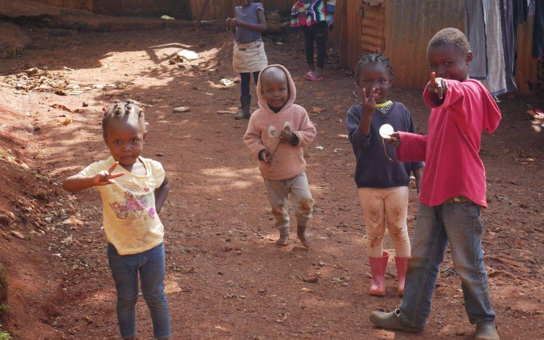 Ein Besuch in Kibagare