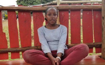 Faith Kamara berichtet über ihr Leben in Shangilia