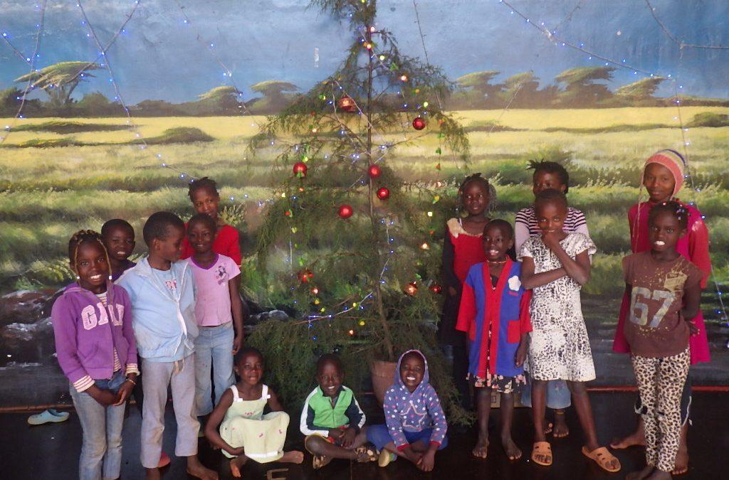 Weihnachten in Shangilia